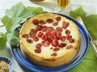 Himbeer-Quarkkuchen Rezept