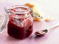 Himbeermarmelade mit Paprika Rezept