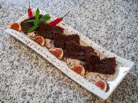 Himmlische Schokoladenverführung mit Chili & Ingwer und Minze Rezept