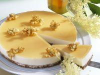 Holunder-Honig-Tarte Rezept