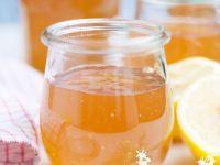 Holunderblüten-Apfelgele Rezept