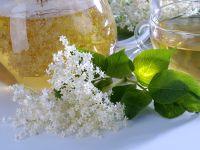 Holunderblütentee Rezept