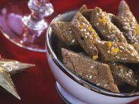 Honig-Orangen-Lebkuchen Rezept