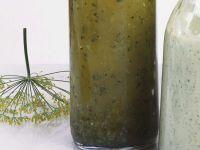 Honig-Senf-Vinaigrette