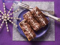 Honigkuchen mit Schokoladenglasur Rezept