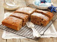 Honigkuchen mit Trockenfrüchten Rezept