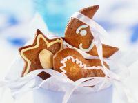 Honigkuchen-Plätzchen Rezept