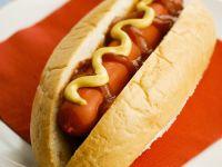 Hot Dog Rezept