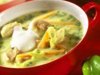 Hühner-Kartoffelsuppe Rezept