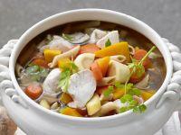 Hühnersuppe nach Großmutters Art – smarter Rezept