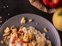 Hüttenkäse-Frühstück mit Crunch Rezept