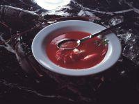 Hummer-Tomaten-Suppe Rezept
