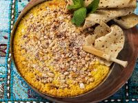 Hummus mit Mandeln Rezept