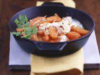 Hummus-Möhren-Auflauf Rezept