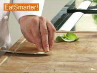 Wie Sie Limettenschale perfekt vorbereiten