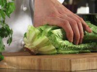 Wie Sie Römersalat richtig vorbereiten