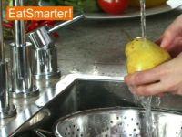 Wie Sie Birnen perfekt schälen