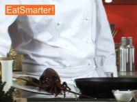 Wie Sie Langustenfleisch perfekt in der Pfanne braten