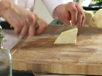 Wie Sie Knollensellerie effektiv in Würfel schneiden