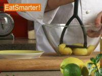 Wie Sie Kartoffeln kinderleicht stampfen