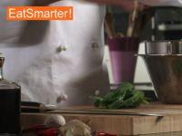 Wie Sie frischen Spinat mühelos fein hacken