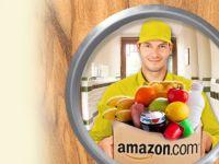 Über 30 000 Lebensmittel auf Bestellung: Amazons riesiger Online-Supermarkt