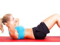 So trainieren Sie den Bauch weg