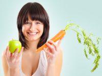 Fünf Regeln für eine gesunde Ernährung
