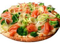 Forscher entwickeln die gesunde Pizza