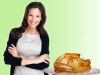 Pute oder Truthahn: kalorienarme Fest-Schlemmereien