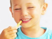 Kochen für Kids: Frittieren geht auch ohne Fett