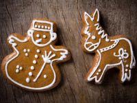 Lebkuchen: fettarme Weihnachts-Nascherei