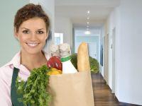 Gesundes Essen frei Haus
