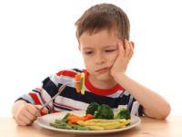 Wenn Kinder plötzlich nicht mehr essen wollen