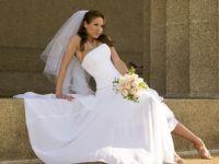 Trends 2011: die schönsten Brautkleider