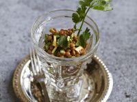 Indischer Linsensalat Rezept