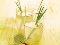 Ingwer-Limetten-Tee Rezept