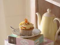 Ingwer-Möhren-Cupcake Rezept