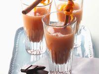 Ingwer-Orangenpunsch Rezept