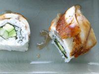 Inside-Out-Rolls mit Ente Rezept