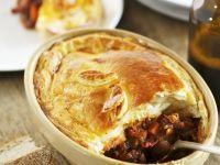 Irische Rindfleischpaste (Beef and Guiness Pie) Rezept