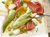 Italienisches Ofengemüse Rezept