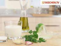 Leichtes Joghurt Dressing
