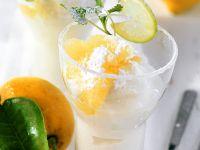 Joghurt-Zitruscreme Rezept