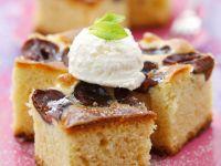 Joghurt-Zwetschgen-Kuchen Rezept