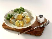 Junge Kartoffeln mit Petersiliensoße Rezept