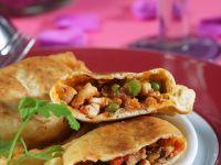 Kabeljau-Empanadas Rezept