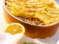 Kabeljau-Kartoffelauflauf Rezept