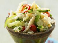 Kabeljau mit Gemüse auf kreolische Art Rezept
