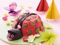 Käfer-Kuchen für Kinder Rezept